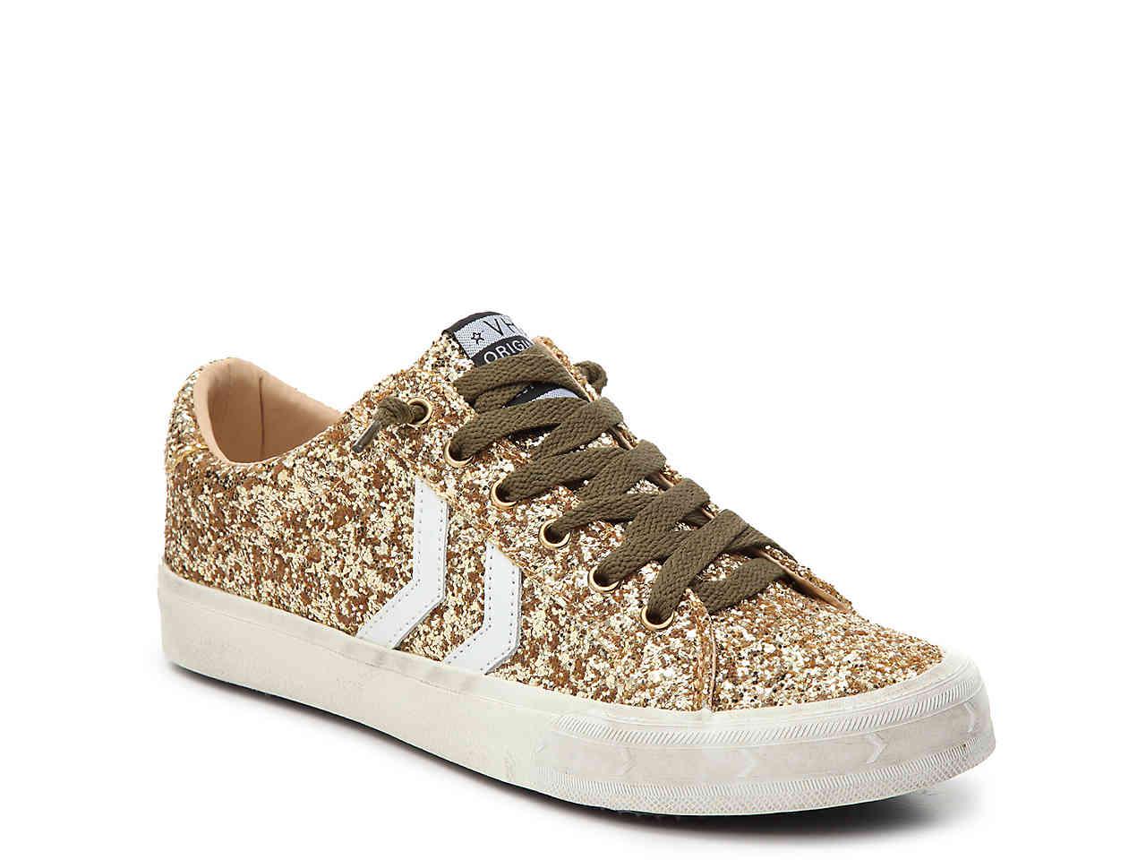 DSW Vintage Havana Glitter Shoes