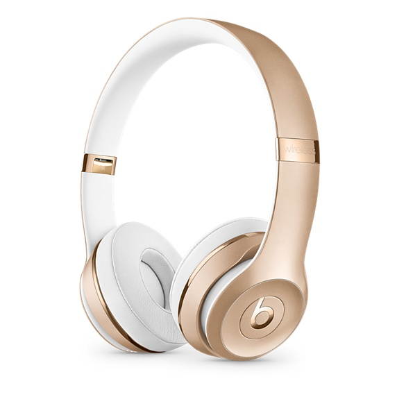 Beats Solo3 Wireless Headphones on Apple Website