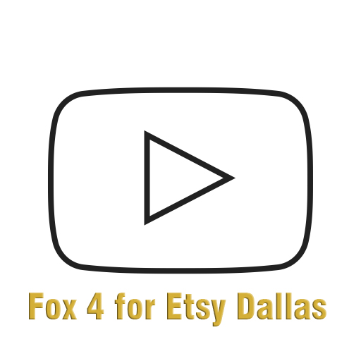 saratta reeves murphy on FOX 4 for Etsy Dallas