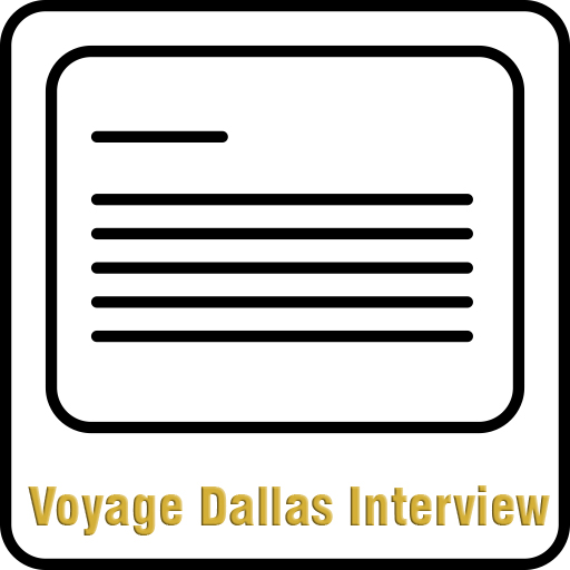 Voyage Dallas Interview with SaRatta Reeves Murphy